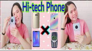 UNBOXING HI-TECH PHONE NAPAPA WOW AKO SA GANDA
