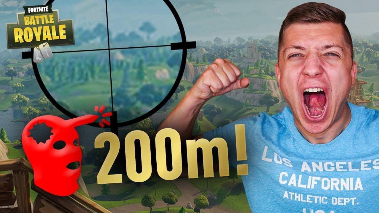 W GŁOWE Z PONAD 200 METRÓW!! – #1 KamykFort!