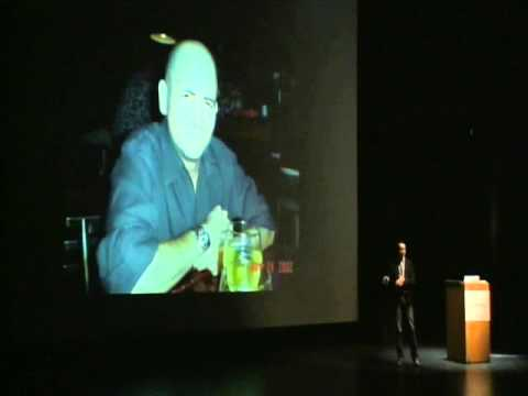 Jason Severs (Frog Design) at IIT Design Research Conference 2007