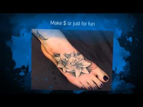 Tattoo artist training youtube for Tattoo artist education courses