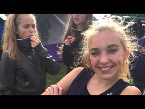 Ovid Elsie Middle School XC 2015