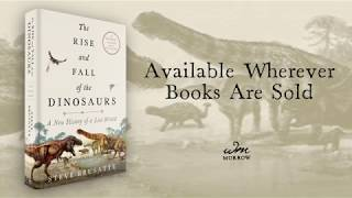 The rise and fall of the dinosaurs a new history of a lost world by the rise and fall of the dinosaurs a new history of a lost world by stephen brusatte fandeluxe Images