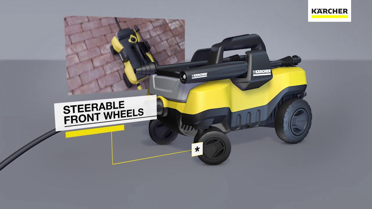 Karcher High Power Pressure Washers Reviews: Electric & Gas