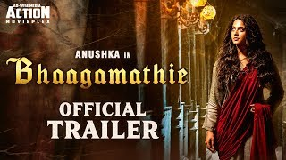 BHAAGAMATHIE (2018) Official Trailer | New Hindi Dubbed Movie | Anushka Shetty | Coming Soon