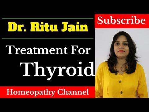 Homeopathic Treatment For Thyroid- थाईराइड के उपचार और बचाव के उपाय