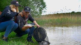 Na rybach... z ŻONĄ | 100 VLOG! | Vlog #100