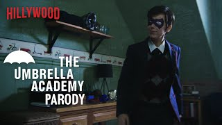 The Umbrella Academy Parody by The Hillywood Show®