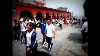 Desfile De Primavera 2013 CBTa 99. H. Coscomatepec