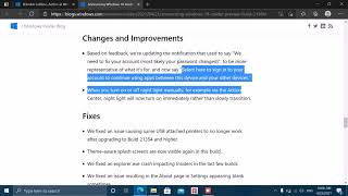 Announcing Windows 10 Insider Preview Build 21364 - windows insider - Anyway Tech Review