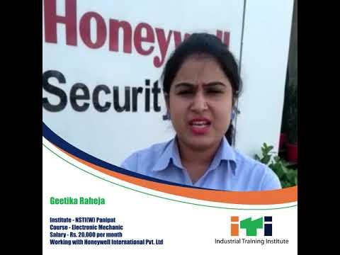A success Story-NSTI Panipat