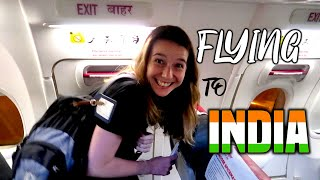 FLYING SPICEJET TO CHENNAI INDIA (& getting a foreigner SIM card in India) | India Travel