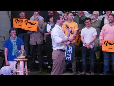 At Iowa campaign stop, Buttigieg gives 11-year-old advice on dealing with bullies