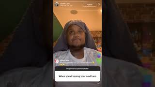 Chunkz - 1by1 snippet (Instagram live)