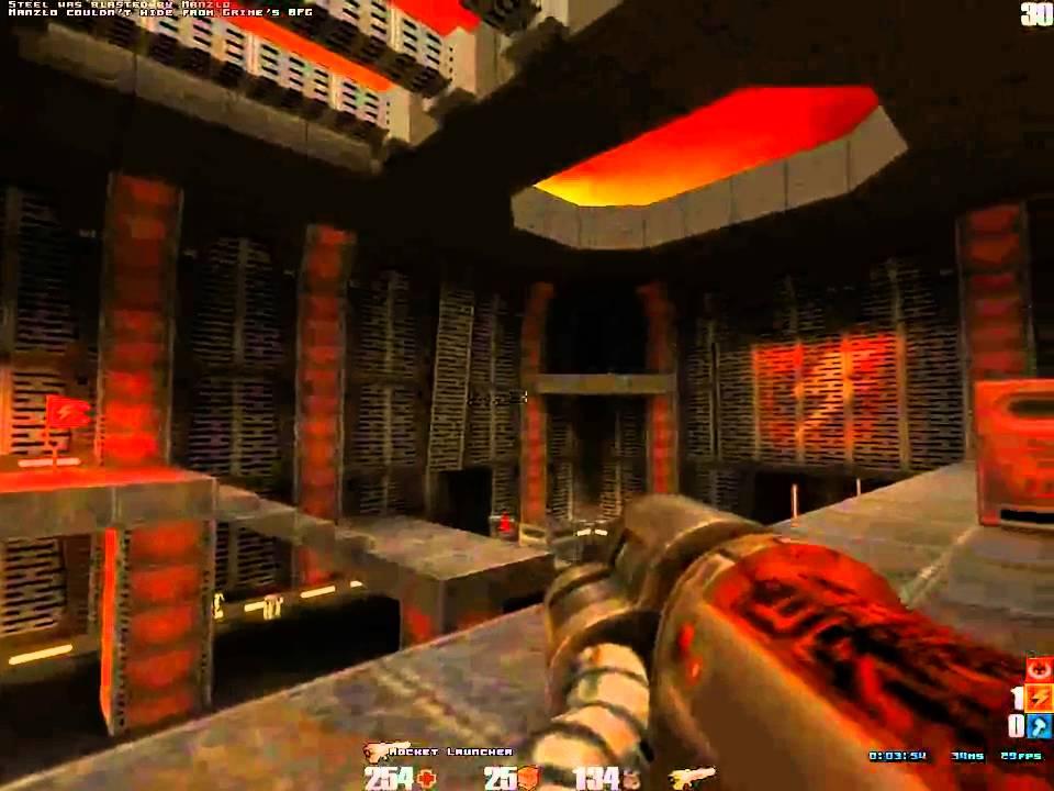 Quake II: Capture The Flag Showcase - Q2CTF1