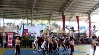 National Youth Day 2011 Red Cross Youth Cheerdance Competition.