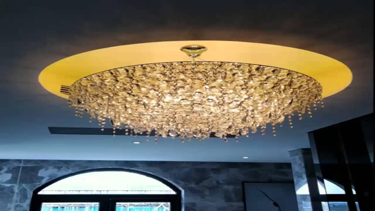 Moderne Design Lampen : Moderne vormen van kroonluchters youtube