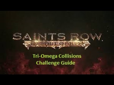 Saints Row: Gat Out of Hell - Tri-Omega Collisions |