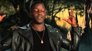 "Strange Magic: Elijah Kelley ""Sunny"" Behind the Scenes Movie Interview"