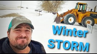 BLIZZARD!!|Leg Arms holding DOWN the FORT & new CAMERA?