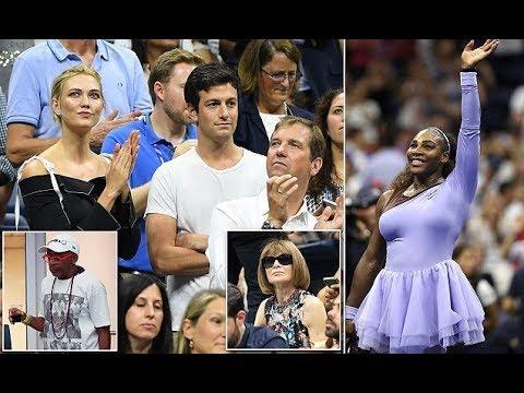 Serena Williams Takes First Step Toward Potential 24th Major At ...
