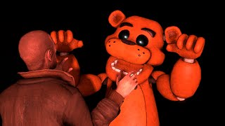 [FNAF SFM] Don't touch Freddy's hat.