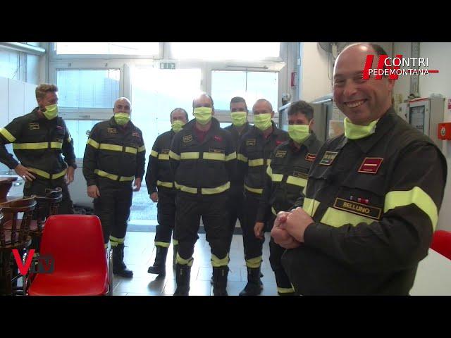 Incontri in Pedemontana - Vigili del Fuoco Volontari del Basso Feltrino