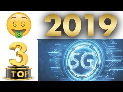 My top 3 5G stocks to buy in 2019 - YouTube