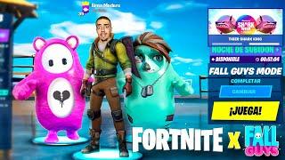 ¡FORTNITE X FALL GUYS! - Agustin51