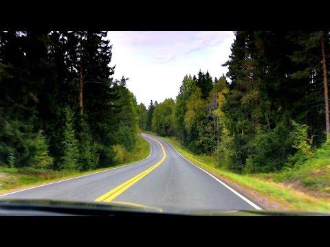 Road trip - Finland, road 8300