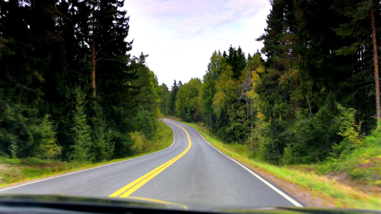 Road Trip Finland 8300 Youtube
