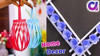 घर को सजाने के 10 नए तरीक़े |10 DIY ROOM DECOR | Artkala