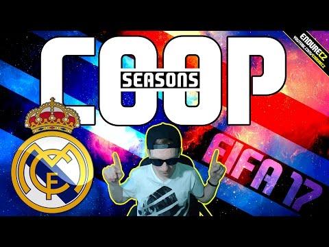 FIFA 17 CZ | NEJVĚTŠÍ SOUPEŘ = INTERNET! | COOP SEZÓNY #1