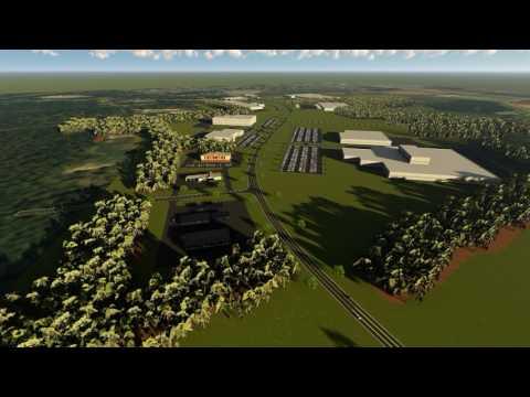 Veterans Memorial Parkway - Conceptual Flyover