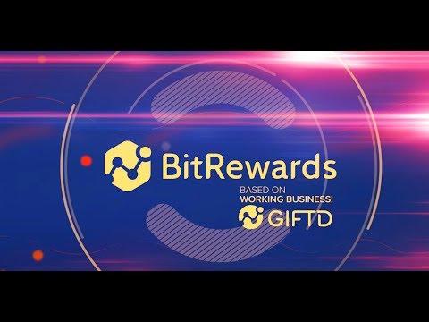 BitRewards- Платформа лояльности блокчейн
