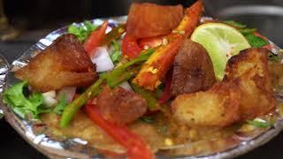 Best Chhole Kulche in Delhi, India | Best Street Food in India with Nikunj Vasoya