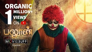 Balloon Pre-Look Teaser - Moviebuff Exclusive | Jai, Anjali