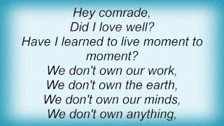 Cynic - Nunc Stans Lyrics