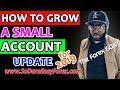 How To Grow A Small Account (2019) UPDATE - So Darn Easy Forex™