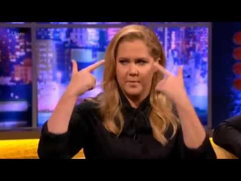 Amy Schumer On The Jonathan Ross Show (17th Sept 2016)