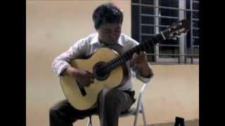 Hoa thơm bướm lượn (guitar) - Trần Đoàn