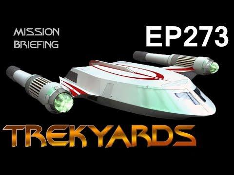 Trekyards EP273 -Romulan Shuttle (TOS)