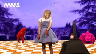 Trailer: Toneelvoorstelling Alice in Wonderland