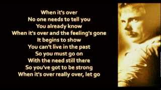 Watch Dan Seals When Its Over video