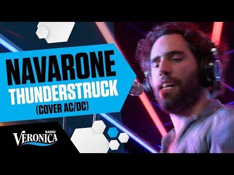 Thunderstruck van AC/DC geniaal gecoverd door Navarone! // Live bij Giel