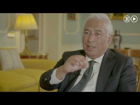 """António Costa: """"Es importante que al final tengamos la mejor relación con el Reino Unido"""""""