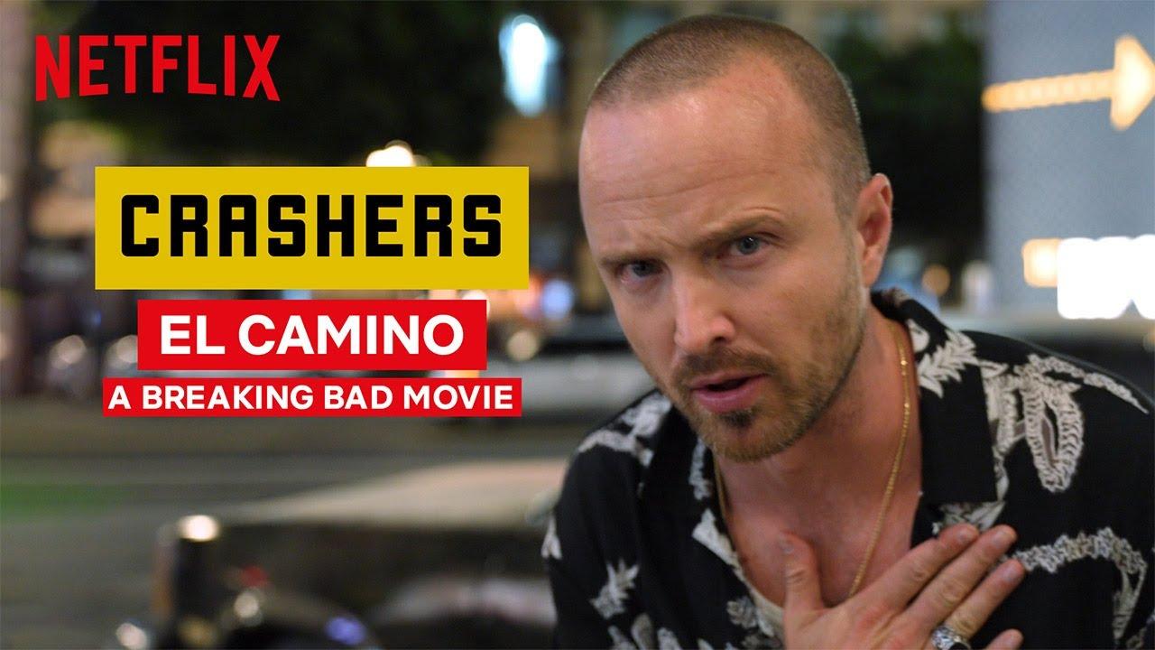 Aaron Paul Surprises Fans at El Camino: A Breaking Bad Movie Screening | Netflix