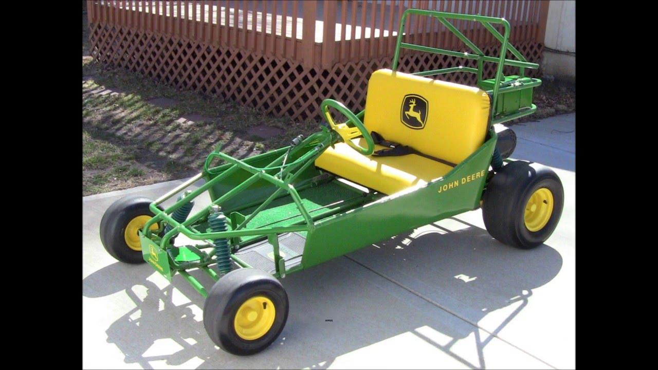 Yerf Dog Go Kart 4000 Wiring Diagrams Carter 150 Diagram For Bmi Build John Deere Renovation Youtube 30034 Suspension Parts