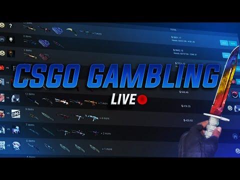 CSGO GAMBLING + GIVEAWAYS