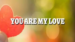 YOU ARE MY LOVE - SANDRA AND ANDRES