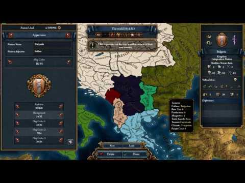 EU4 WorldBuilding ITA WW1